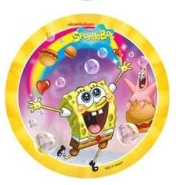 Jedlý papír, SpongeBob 21cm