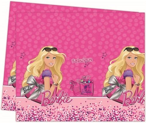 Barbie ubrus 120cm x 180cm