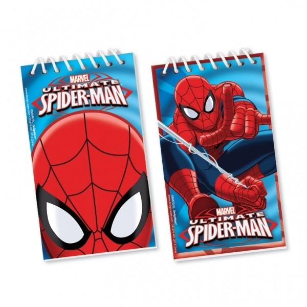 Spiderman Blocky Na Kresleni 12ks Balonky Cz